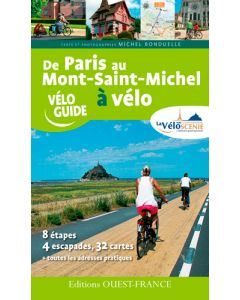 De Paris au Mont Saint Michel à vélo Ouest France