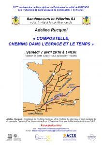 Conférence Adeline Rucquoi à Reims