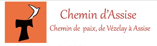 Logo Association Chemins d'Assise