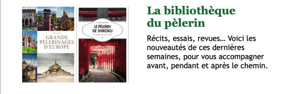 La bibliothèque des Pèlerins Décembre 2018