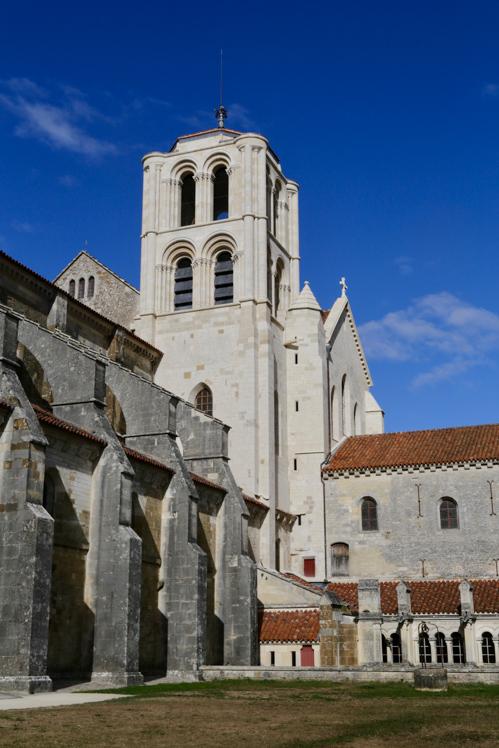 Basilique Sainte-Marie-Madeleine de Vézelay © Fabienne Bodan