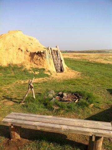 Стоянка каменного века