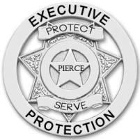 Pierce Securities Badge
