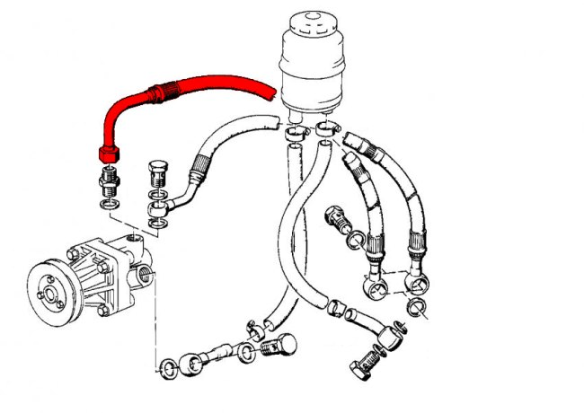 Power Steering Fluid Dot 3, Power, Free Engine Image For