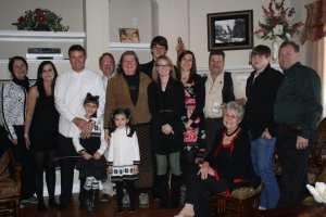 Pinckard Family