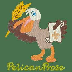 PelicanProse Logo