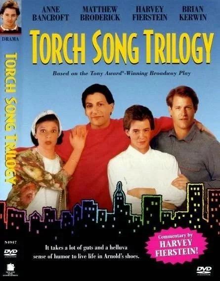 Trilogia en Nueva York - Torch Song Trilogy - Pelicula [HD] + Descarga + Monologo - EEUU - 1988