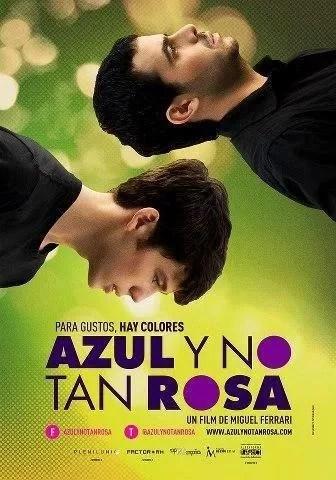 Azul y No Tan Rosa - PELICULA - Venezuela - 2012