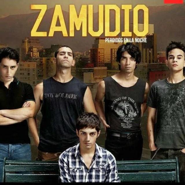 Zamudio. Perdidos en la noche - Serie Completa - Ver Online - 4 capítulos + Descarga HD