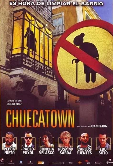 Chuecatown - PELÍCULA - España - 2007