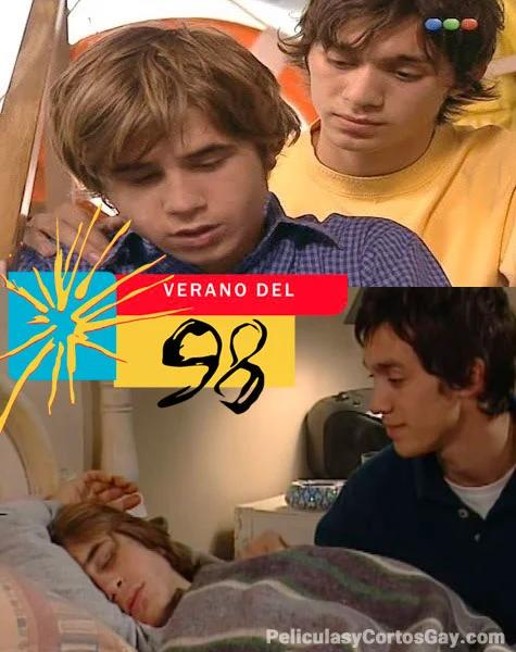 Historia de Tadeo & Ricky - Verano del 98 - Argentina - 1998