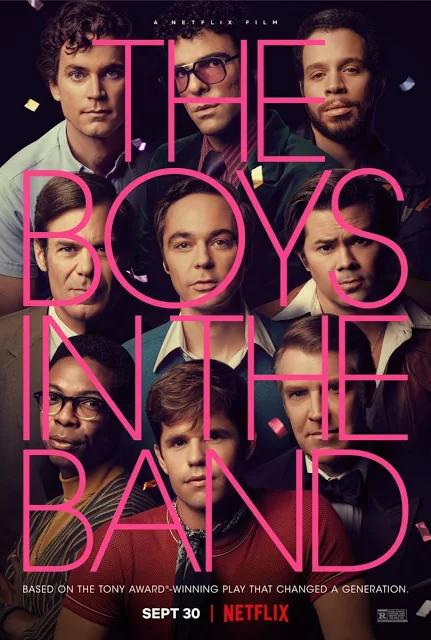 The Boys in the Band - PELÍCULA GAY - EEUU - 2020