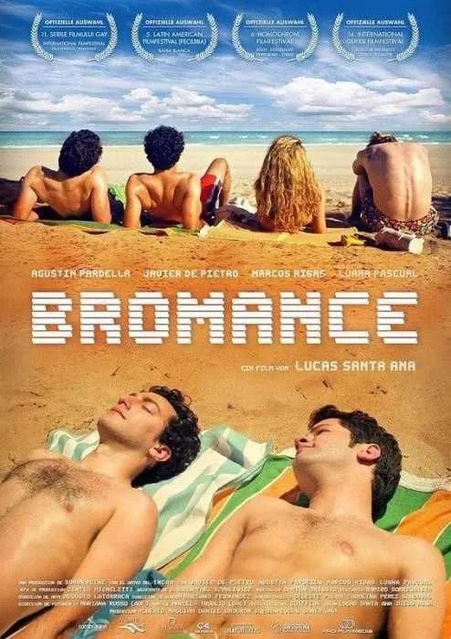 Como Una Novia Sin Sexo - Bromance - PELICULA - Argentina - 2016
