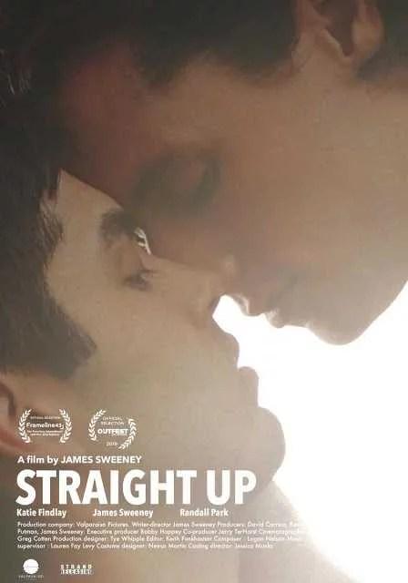 Directo Hacia Arriba - Straight Up - PELICULA - EEUU - 2019