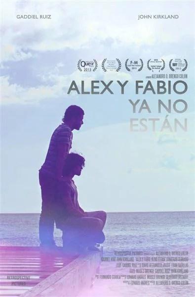 Alex y Fabio ya no están - Corto - Puerto Rico - 2013