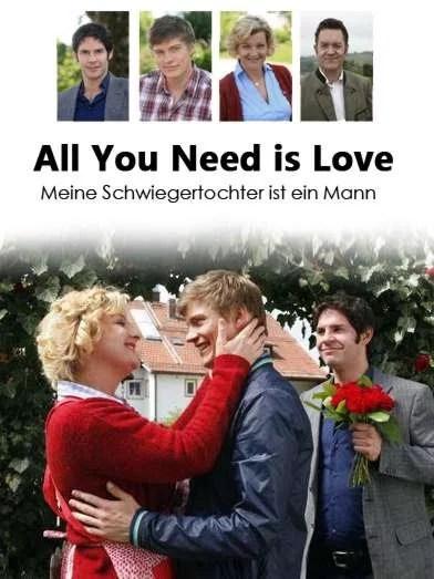All You Need is Love - Todos lo que necesitas es Amor - PELICULA - Alemania - 2009
