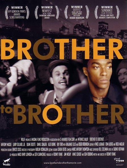 "VER ONLINE y DESCARGAR PELICULA ""Hermano a Hermano"" - ""Brother to Brother"""