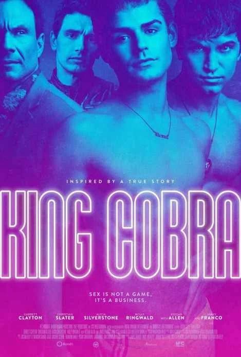 """VER ONLINE Y DESCARGAR PELICULA """"King Cobra"""""""