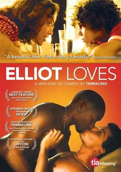 VER ONLINE Los Amores de Elliot - Elliot Loves - Pelicula - EEUU - 2012