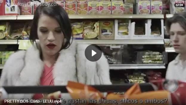 CLIC PARA VER VIDEO Chico Bonito - Pretty Boy - CORTO - EEUU - 2015