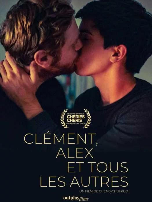 Clement, Alex y Todos Los Demás - PELICULA - Francia - 2019