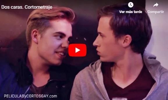 CLIC PARA VER VIDEO Dos Caras - Zwei Gesichter - CORTO GAY - Alemania - 2014
