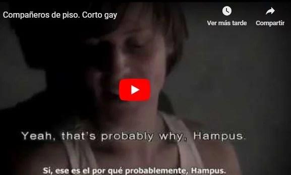 CLIC PARA VER VIDEO Kompisar - Flatmate - CORTO - 2007 - sub español