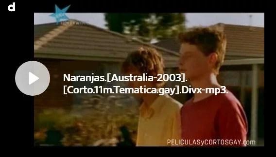 CLIC PARA VER VIDEO Naranjas - Oranges - Corto - Australia - 2003