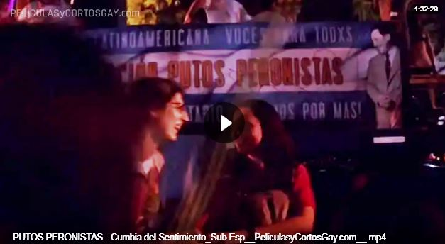 CLIC PARA VER VIDEO Putos Peronistas, Cumbia del Sentimiento - DOCUMENTAL - 2012