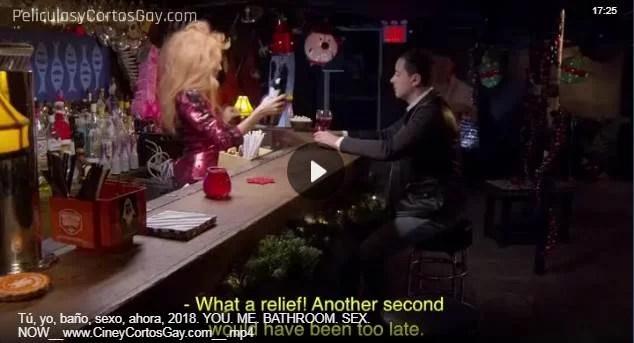 CLIC PARA VER VIDEO Tú. Yo. Baño. Sexo. Ahora - You. Me. Bathroom. Sex. Now - CORTO - España - 2016