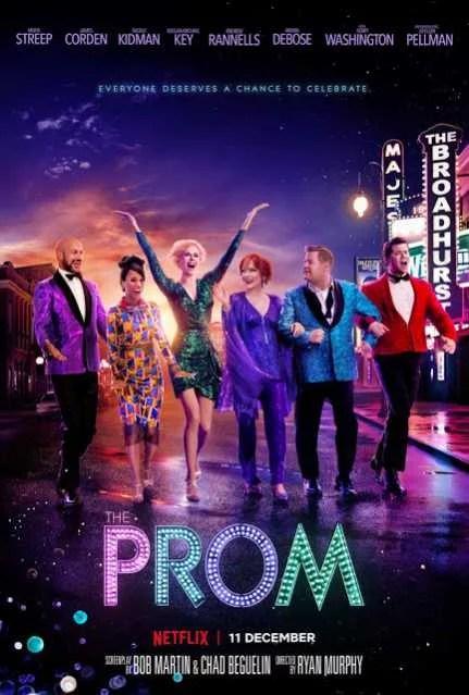 El Baile de Graduación - The Prom - PELICULA - EEUU - 2020
