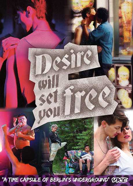 El Deseo Te Hará Libre - Desire Will Set You Free - PELICULA -