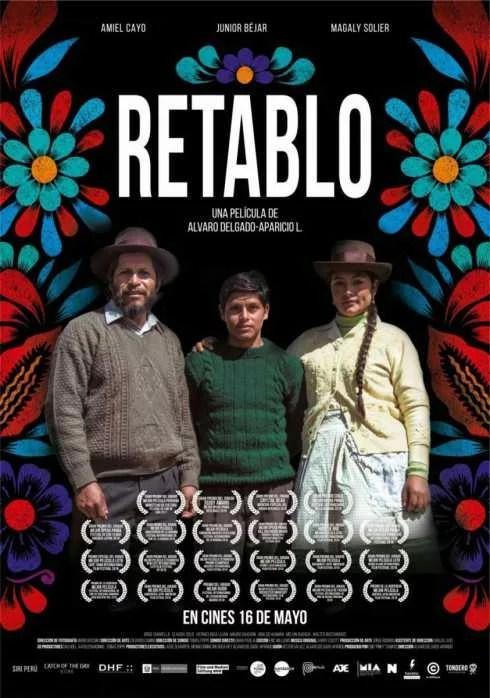 Retablo - PELICULA - Peru - 2017
