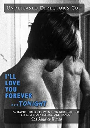 """POSTER PELICULA """"I'll Love You Forever... Tonight"""""""
