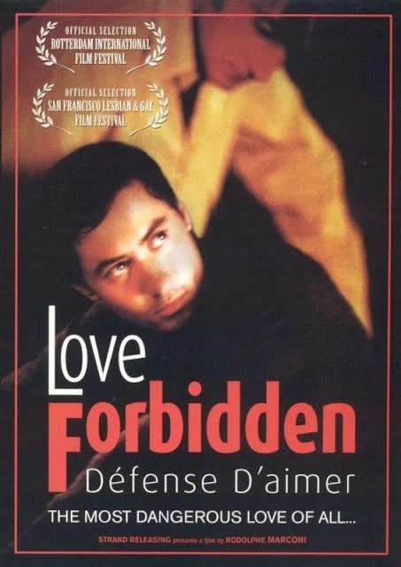Prohibido Amar - Défense D'aimer - PELÍCULA - Francia - 2002