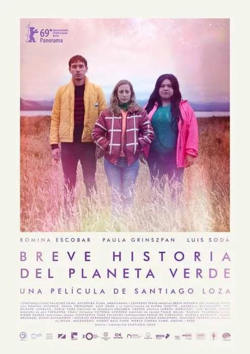 Breve Historia Del Planeta Verde - PELICULA TRANS - Argentina - 2019