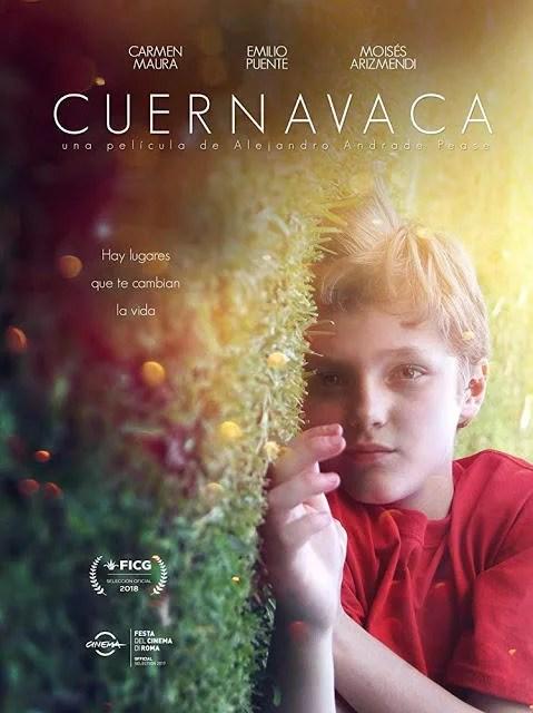 Cuernavaca - PELÍCULA [DVD] [FULL HD] México - 2017