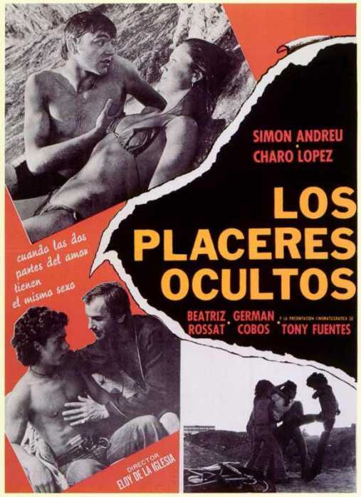 Los Placeres Ocultos - PELICULA - España - 1977