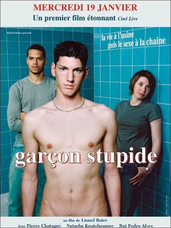 Chico Estupido - Garçon Stupide - PELICULA - Francia - 2004