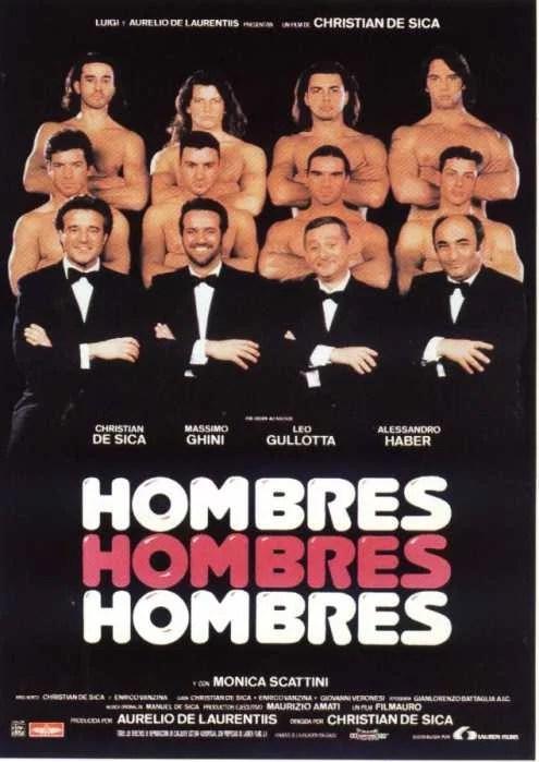 Hombres, Hombres, Hombres - PELICULA - Italia - 1995