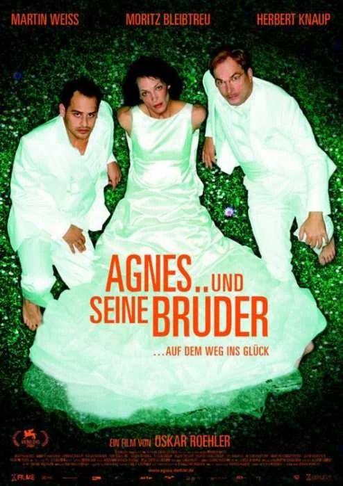 Agnes y Sus Hermanos - Agnes Und Seine Brüder - PELICULA - Alemania - 2004