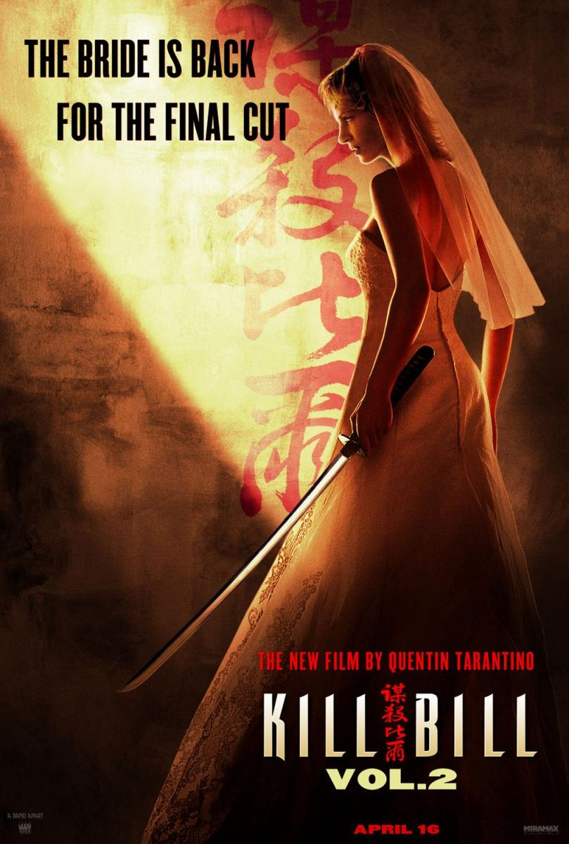 Kill Bill: Volumen 2 - Pelicula Online