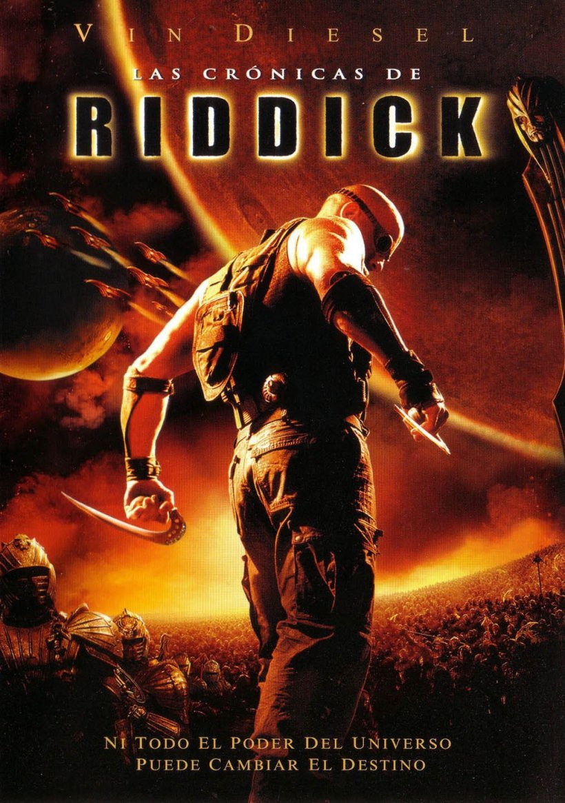 La batalla de Riddick - The Chronicles of Riddick