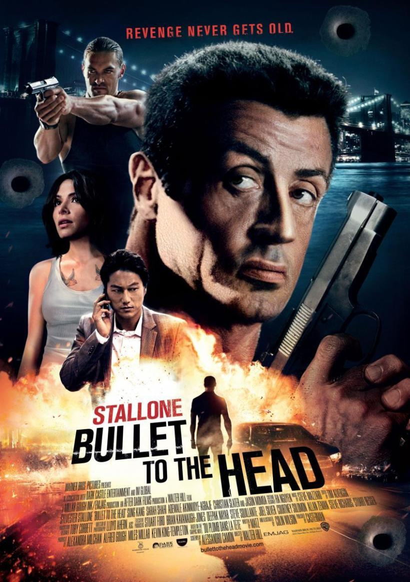 El ejecutor - Bullet to the Head - Pelicula Online