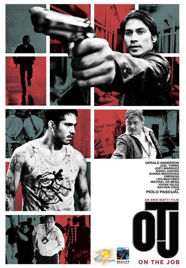 On The Job - pelicula online