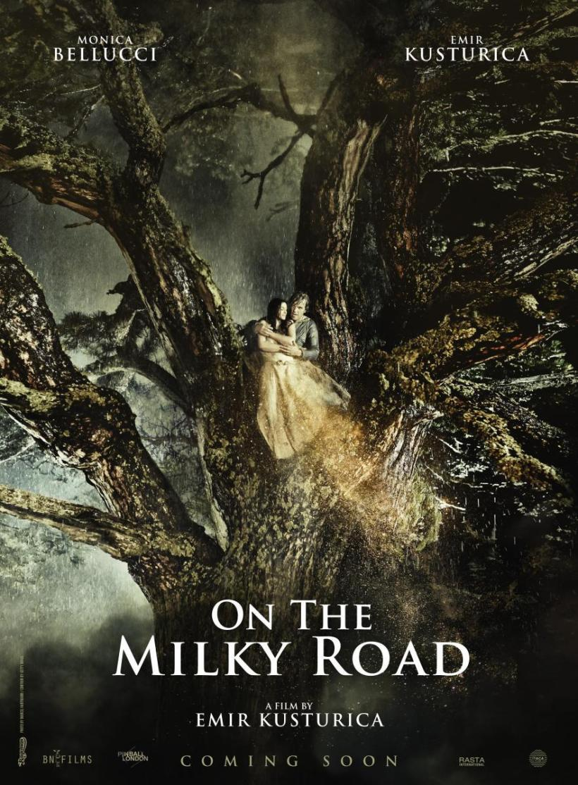 On the Milky Road - Pelicula Online