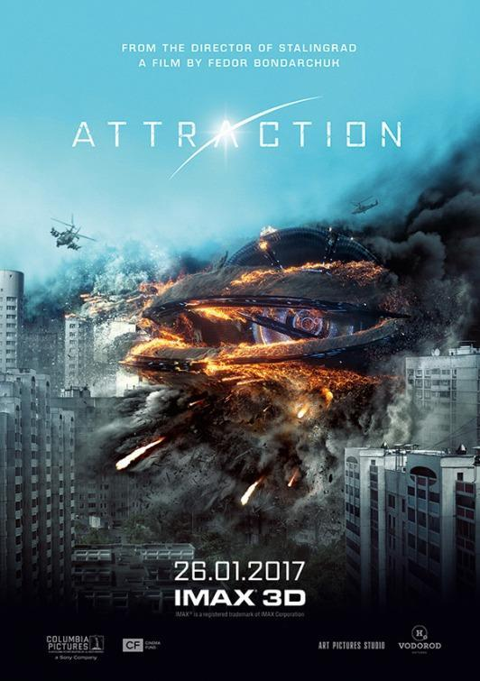 Attraction - pelicula online