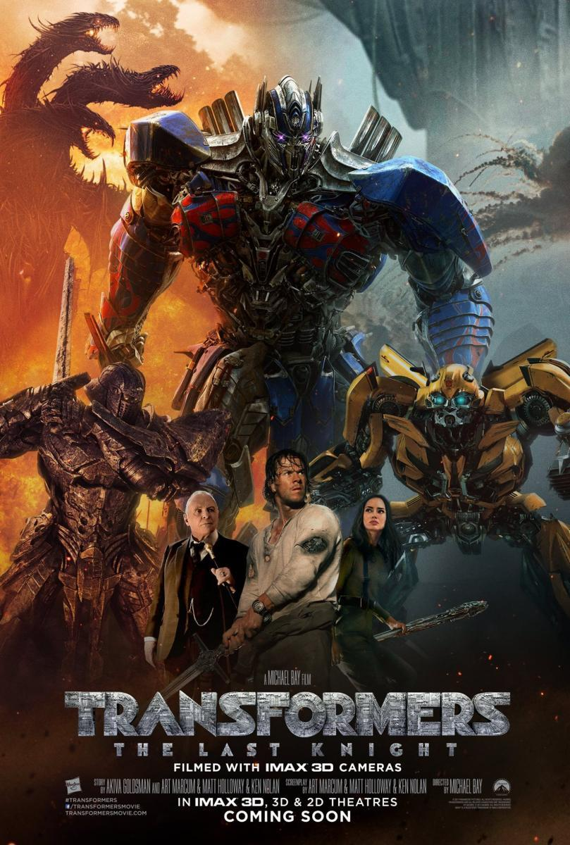 Transformers: El último caballero - Transformers: The Last Knight