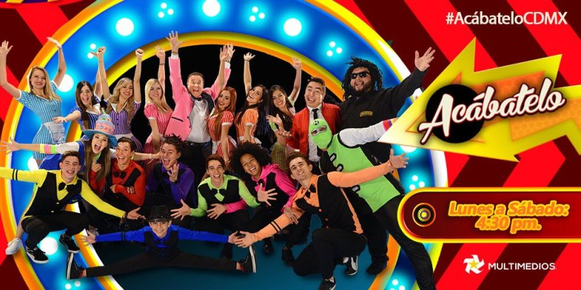 ACABATELO MULTIMEDIOS TV