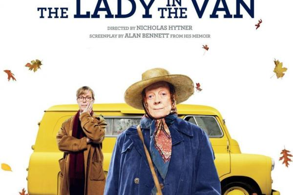 Una dama sobre ruedas - The Lady in the Van - PELICULA ONLINE